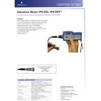 VIBRATION TESTER IPX- 602