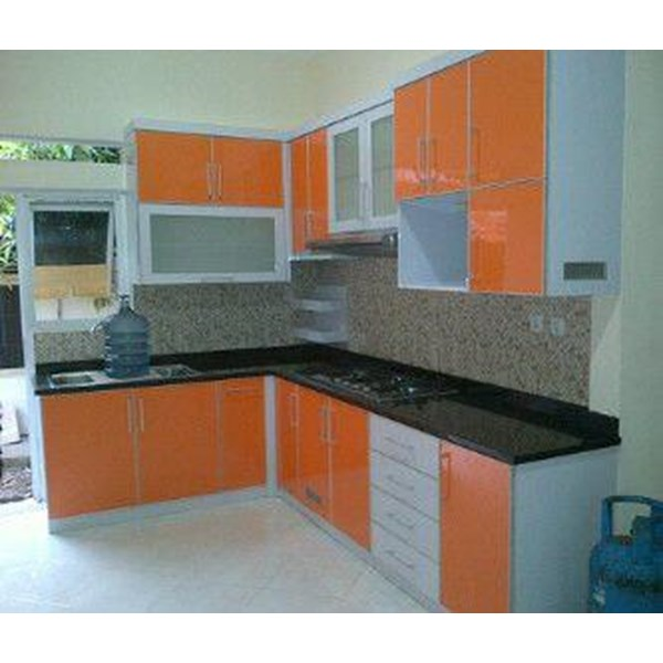 Jasa kitchen set oleh toko nuno design for Beli kitchen set jadi