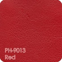 Car Upholstery Leather Red