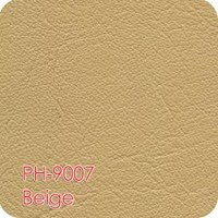 Color Beige Leather Car Seat