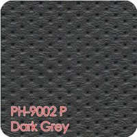 Leather Car Seat Phantom Plus Color Grey