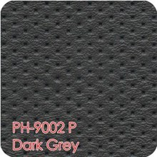 Leather Car Seat Phantom Plus Color Grey