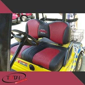 Kulit Jok Mobil Golf TOTAL Phantom Leather