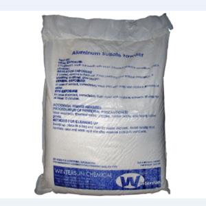 Aluminium sulfat Solid Powder (Al2S3012)