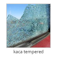 Kaca Tempered