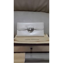 Louis Vuitton Eugenie Epi Leather wallet in Ivory