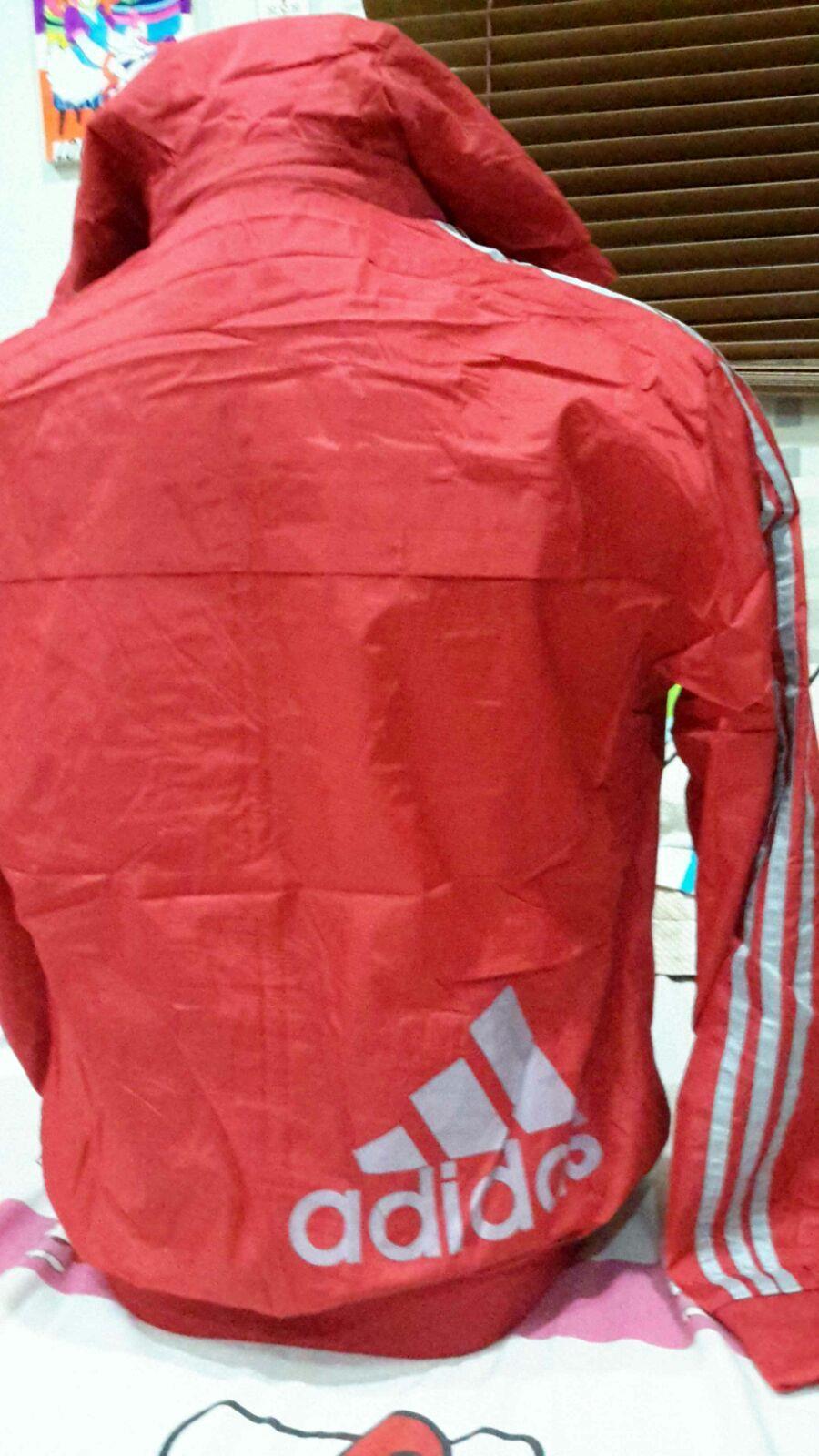 Jual Jaket Adidas Warna Merah Harga Murah Jakarta Oleh