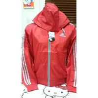 Jual Jaket Adidas Warna Merah