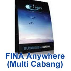 Program Akuntansi FINA Anywhere