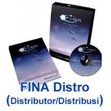 Program Akuntansi FINA Distributor