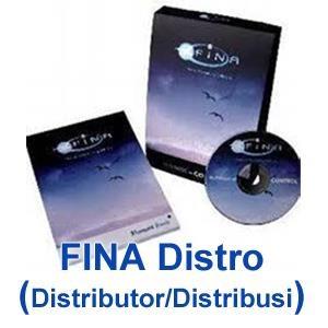 Program Akuntansi FINA Distributor
