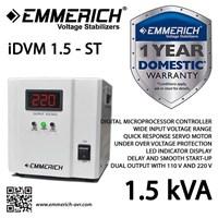 Stabilizer Emmerich Idvm 1.5 Kva - 1 Phase 1