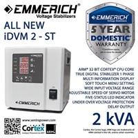 Stabilizer Emmerich All New Idvm 2-St - 2000 Va / 2 Kva 1