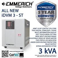 Stabilizer Emmerich All New Idvm 3-St - 3000 Va / 3 Kva 1