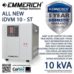 Stabilizer Emmerich All New Idvm 10-St 10.000 Va / 10 Kva