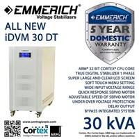 All New Emmerich Idvm 30-Dt. Stabilizer Listrik 30 Kva Satu Phase 1