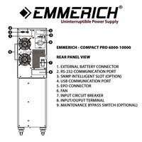 Beli Ups Online Emmerich - Compact Pro 6000 - 6 Kva - Ups Single Phase 4
