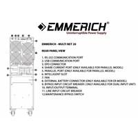 Distributor Online Ups Emmerich 3 Phase 20 Kva - Multi Net 20 3