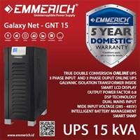 Online Ups Emmerich 3 Phase 15 Kva - Galaxy Net - Gnt 15 1