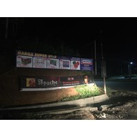 Pemasangan spanduk manado By Satu Satu Media Advertising