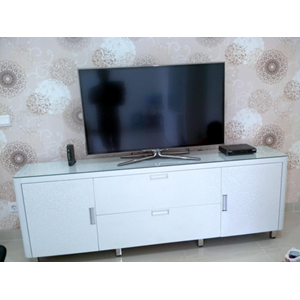 Rak TV minimalis By UD. Nota Furniture