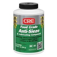 CRC FOOD GRADE ANTI-SEIZE AND LUBRICATING COMPOUND