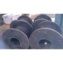 rubber dock bearing