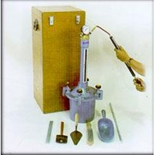 Air Content of Fresh Mixed Concrete (CO 400) / Alat Laboratorium Umum