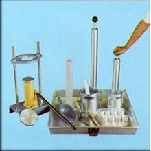 Compaction Test Set (SO 350) / Alat Laboratorium Umum