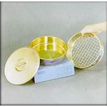 Brass Round Sieve (AG 208A/250) / Alat Laboratorium Umum