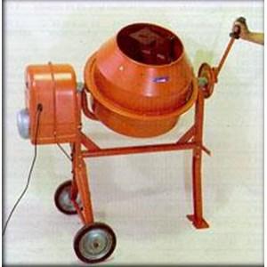 Laboratory Concrete Mixer /  Alat Laboratorium Umum