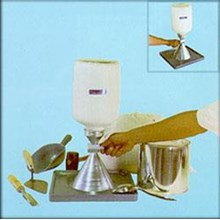Sand Cone Test Set /  Alat Laboratorium Umum