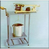 Specific Gravity & Absorption of Coarse Aggregate Test Set /  Alat Laboratorium Umum 1