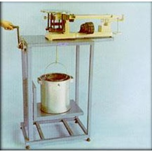 Specific Gravity & Absorption of Coarse Aggregate Test Set /  Alat Laboratorium Umum