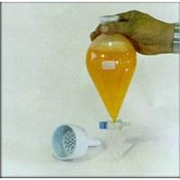 Separatory Funnel / Filter Funnel /  Alat Laboratorium Umum