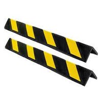 Jual CORNER GUARD TYPE R06 / Rubber Wall Corner Protector / Alat Safety Lainnya 2