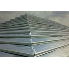aluminium foil single /lapisan karung  2