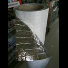 aluminium foil single /lapisan karung  1