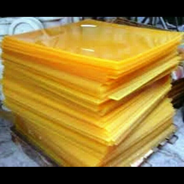 karet polyurethane / Pu sheet