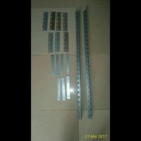 Jual BRACKET PINTU / BRACKET GANTUNGAN TIRAI PVC