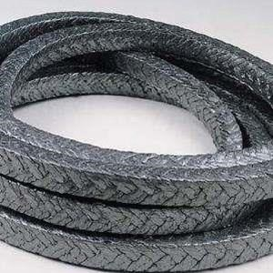 GLAND PACKING GRAPHITE PURE WIRE INSERTED EXPANDED