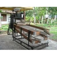 Mesin Pemecah Kulit Cacao