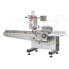 Horizontal Packaging Machine Semi Electric Carine 450 1