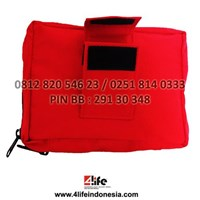Distributor First Aid Kit Personal Tas P3k 4Life 3