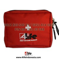 First Aid Kit Personal Tas P3k 4Life 1