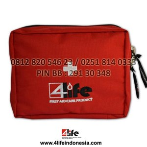 First Aid Kit Personal Tas P3k 4Life