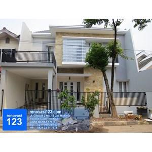 Renovasi Rumah By CV. Renovasi 123 Komitmen Sejati