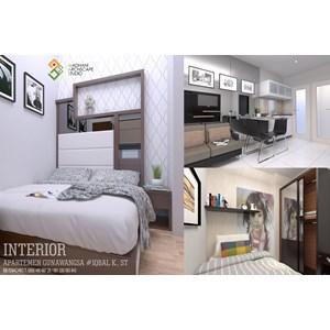 Jasa Desain Interior Apartemen By PT Das Archiplus