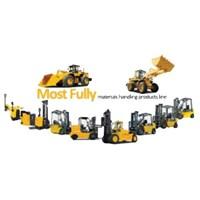 Forklift Diesel Murah 5