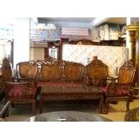 Furniture KURSI TAMU HONGKONG MAWR